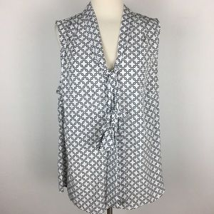 41 Hawthorn Sleeveless Blouse 2XL